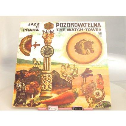 Jazz Q Praha – Pozorovatelna (The Watch-Tower) LP