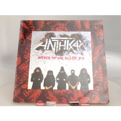 Anthrax – Attack Of The Killer B's