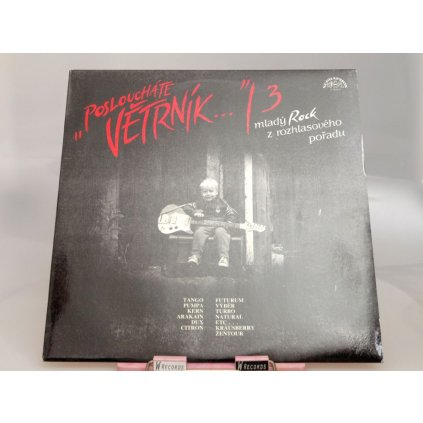 """Various – """"Posloucháte Větrník...""""/3"""