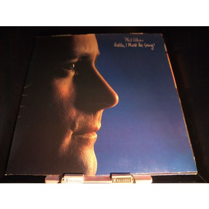 Phil Collins - Hello, I Must Be Going! LP