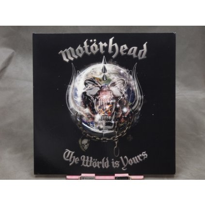 Motörhead ‎– The Wörld Is Yours