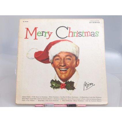 Bing Crosby - Merry Christmas LP