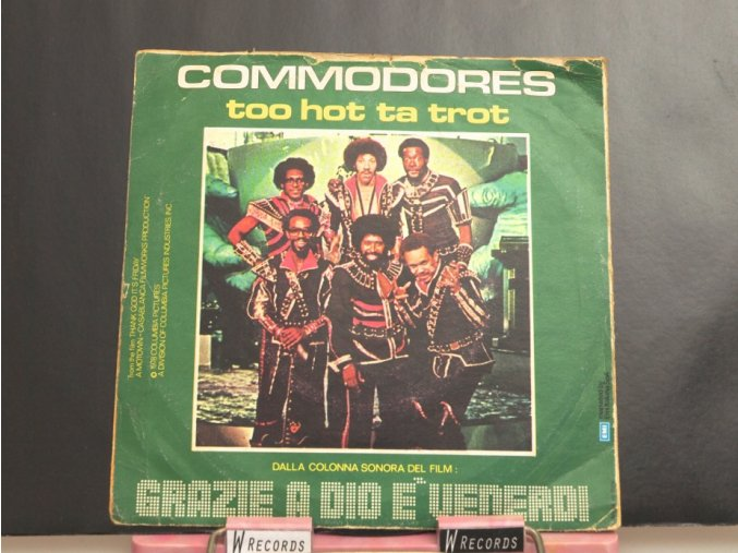 Commodores ‎– Three Times A Lady