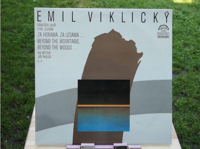 Emil Viklický – Za Horama, Za Lesama... = Beyond The Mountains, Beyond The Woods...