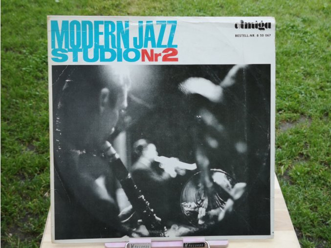 Various ‎Artists – Modern Jazz Studio Nr. 2