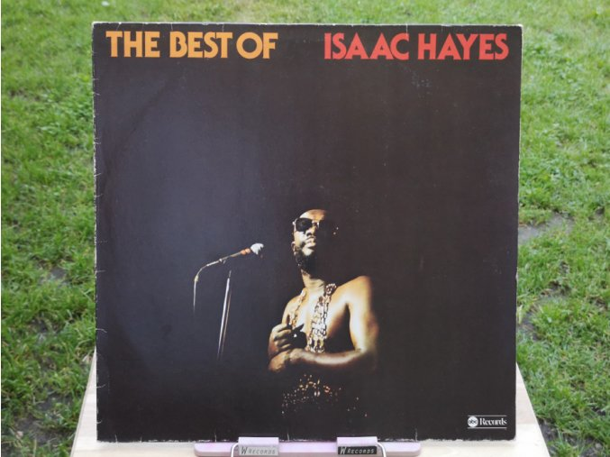 Isaac Hayes ‎– The Best Of Isaac Hayes