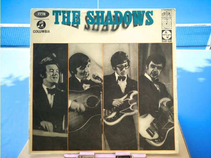 The Shadows ‎– The Shadows