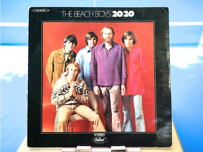 The Beach Boys ‎– 20/20
