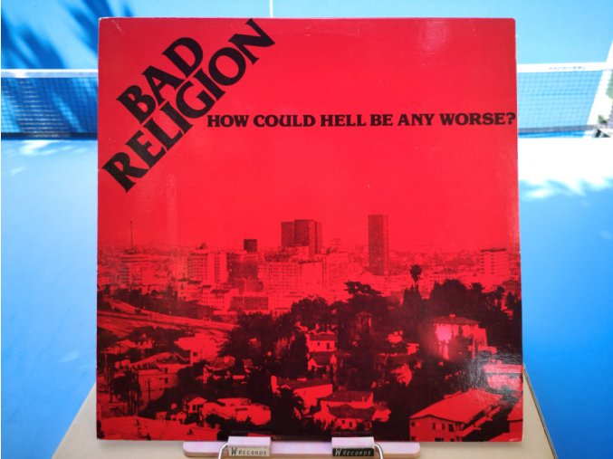 Bad Religion – How Could Hell Be Any Worse?