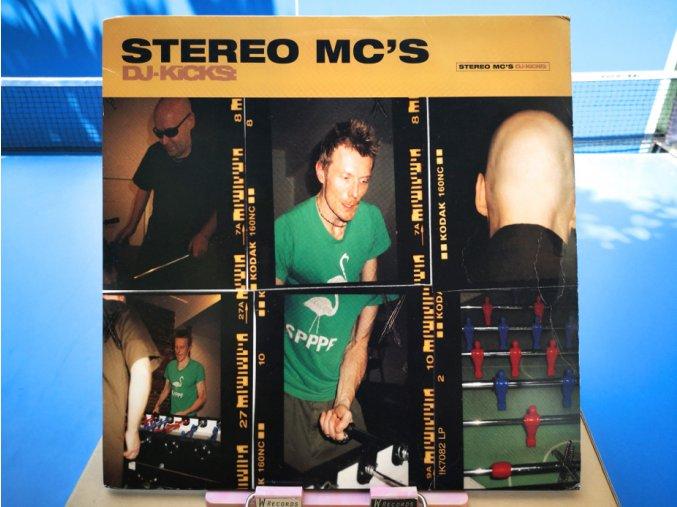 Stereo MC's – DJ-Kicks: