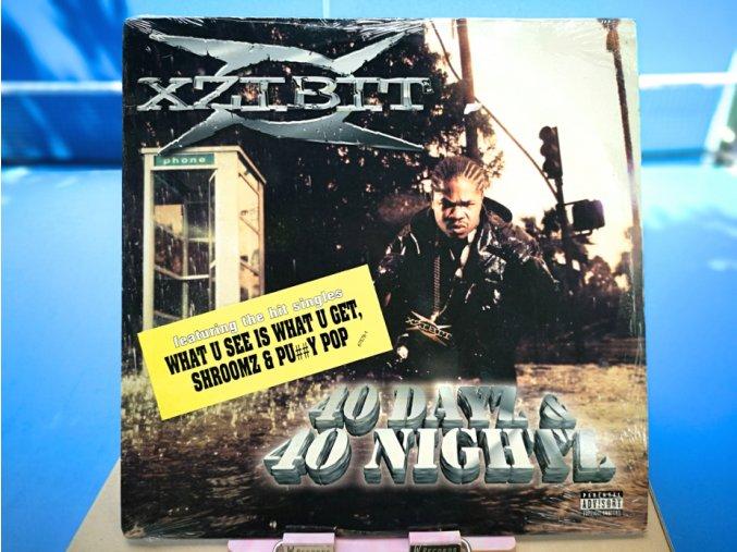 Xzibit – 40 Dayz & 40 Nightz