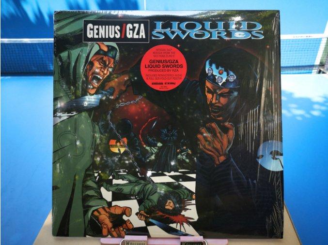 Genius / GZA – Liquid Swords