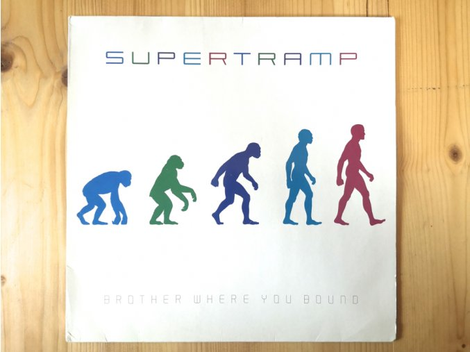 Supertramp ‎– Brother Where You Bound
