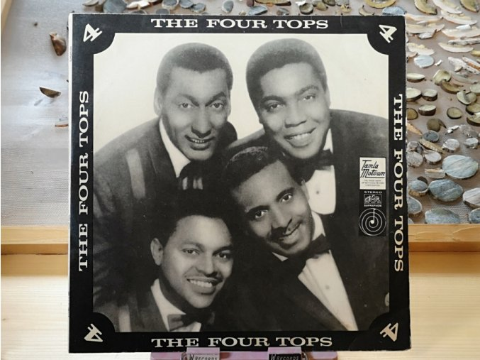 The Four Tops ‎– The Four Tops