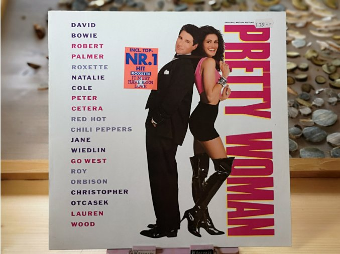 Various ‎Artists – Pretty Woman (Original Picture Soundtrack)
