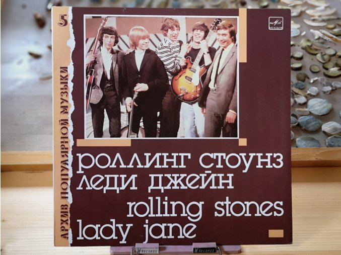 The Rolling Stones ‎– Lady Jane