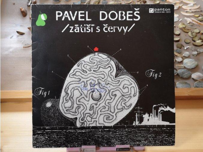 Pavel Dobeš – Zátiší S Červy