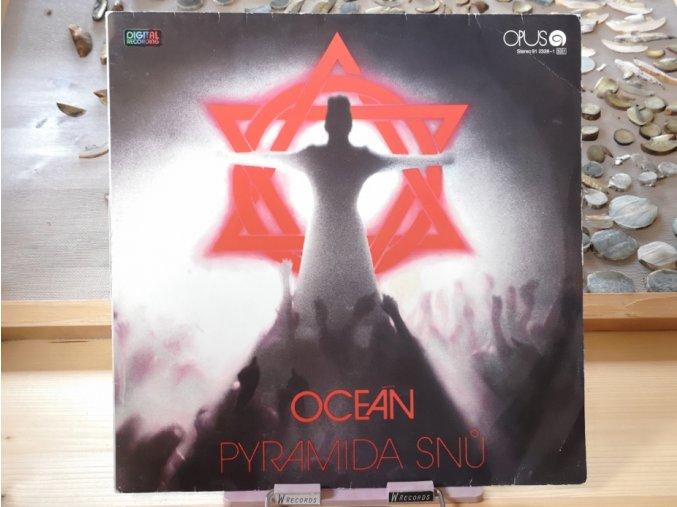 Oceán - Pyramida Snů