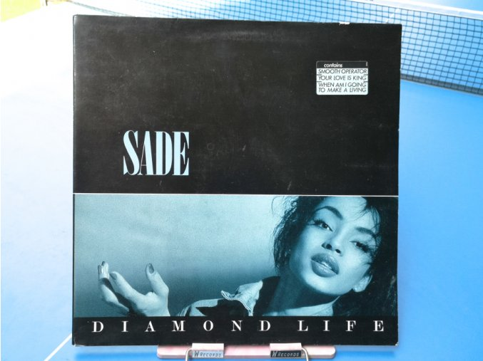 Sade – Diamond Life