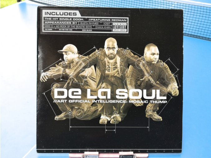 De La Soul ‎– Art Official Intelligence: Mosaic Thump