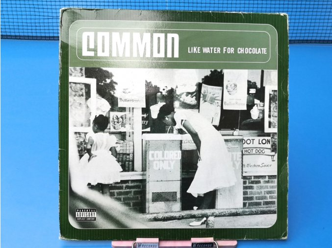 Common ‎– Like Water For Chocolate