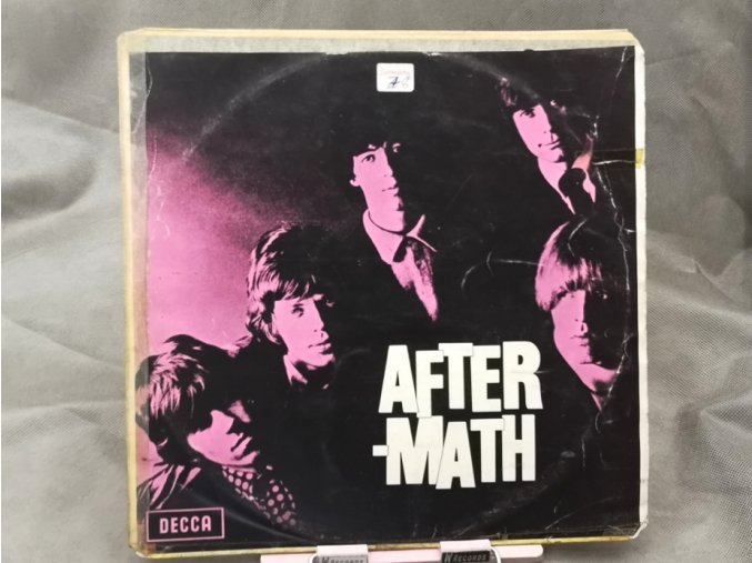 The Rolling Stones – After-Math