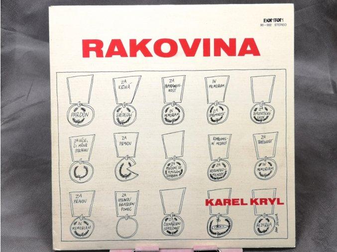 Karel Kryl - Rakovina