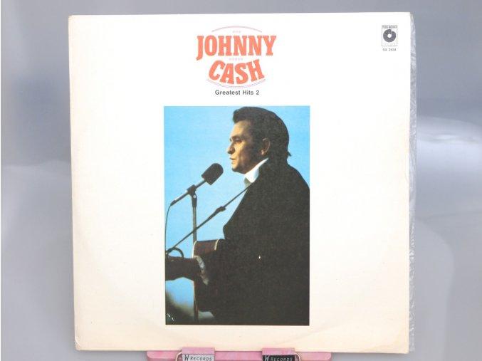 Johnny Cash – Greatest Hits Vol. 2