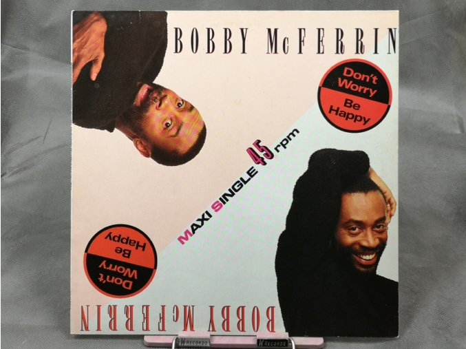 Bobby McFerrin – Don't Worry, Be Happy