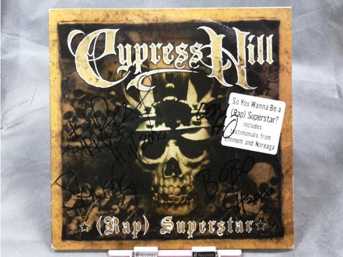 Cypress Hill – (Rap) Superstar PODPISY