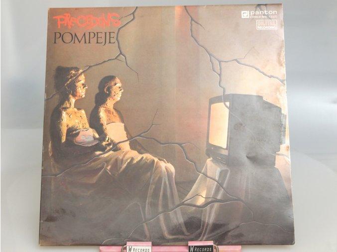 Precedens – Pompeje