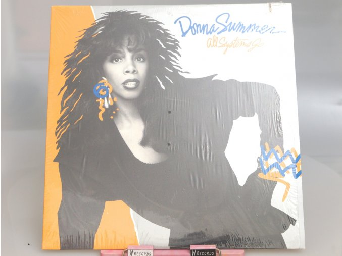 Donna Summer – All Systems Go