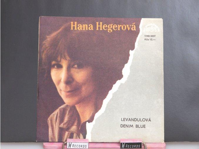 Hana Hegerová – Levandulová