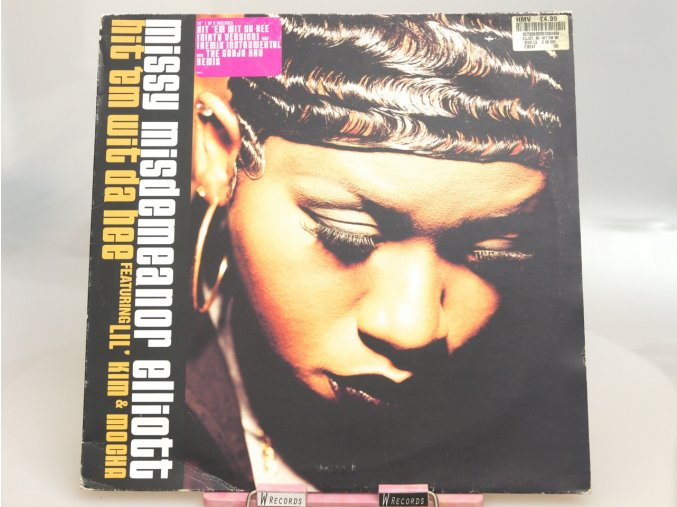 Missy Elliott – Hit 'Em Wit Da Hee