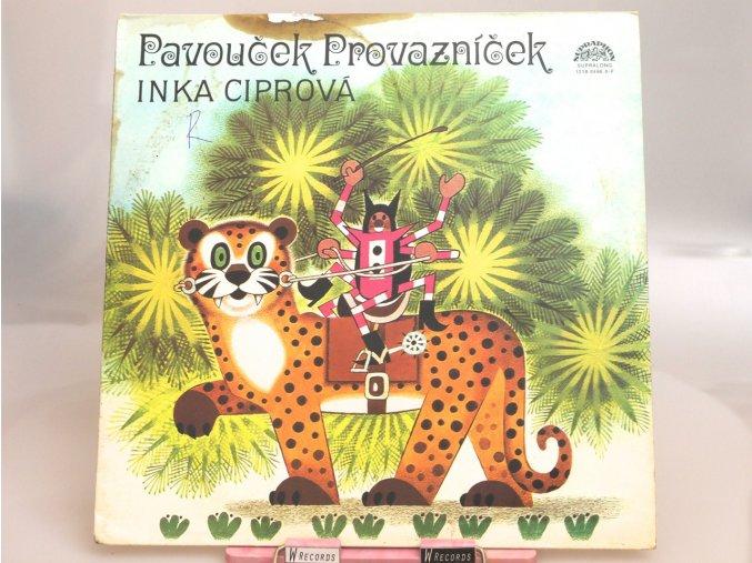 Inka Ciprová - Pavouček Provazníček
