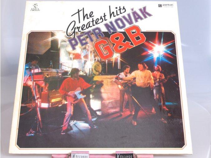 Petr Novák + G&B – The Greatest Hits
