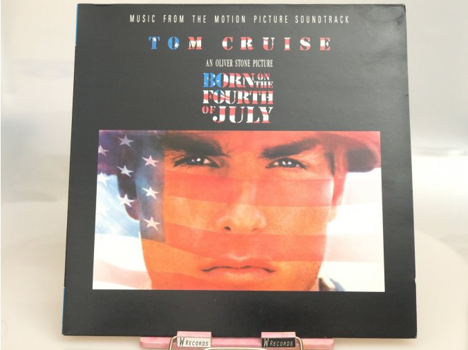 Various Artists – Born On The Fourth Of July