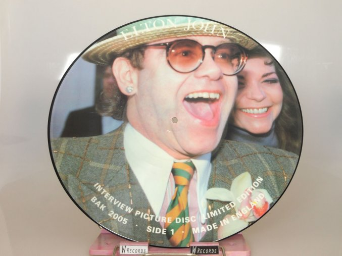 Elton John - Interview Picture Disc