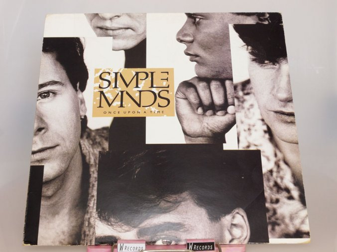 Simple Minds ‎– Once Upon A Time