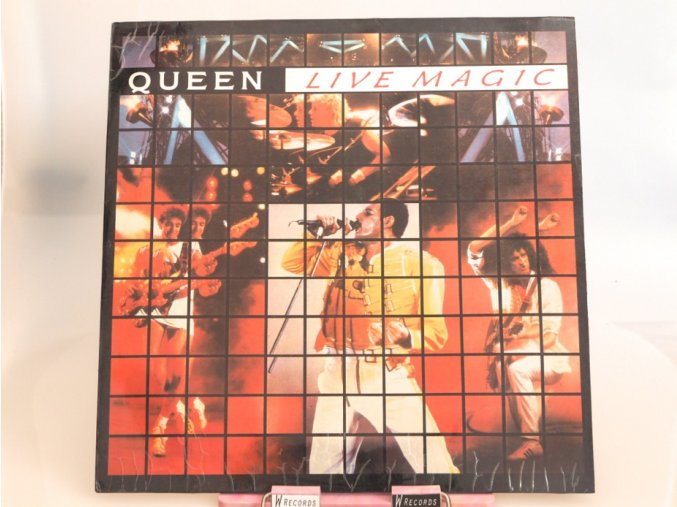 Queen ‎– Live Magic