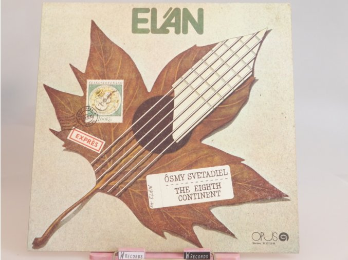 Elán – Ôsmy Svetadiel
