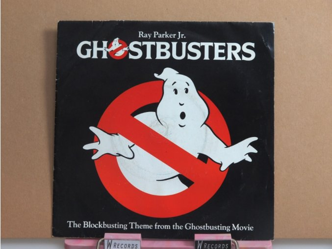 Ray Parker Jr. – Ghostbusters