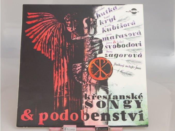 Various Artists – Křesťanské Songy & Podobenství