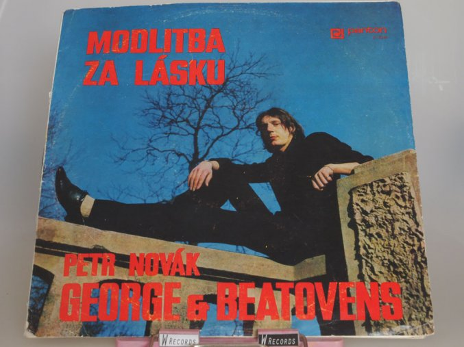 Petr Novák + G&B - Modlitba Za Lásku
