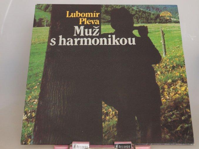 Lubomír Pleva - Muž s Harmonikou