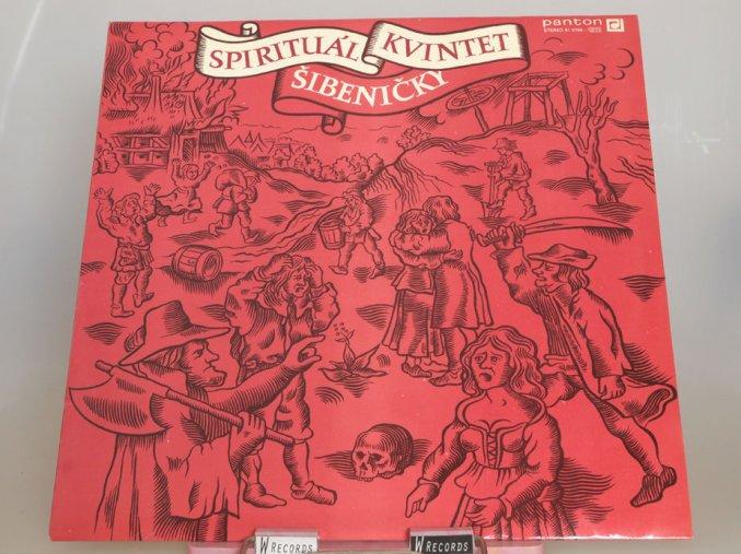 Spirituál Kvintet - Šibeničky