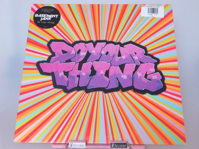 Basement Jaxx - Do Your Thing (Disc 1)