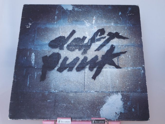 Daft Punk ‎– Revolution 909