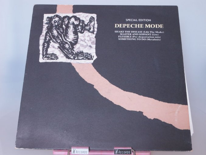 Depeche Mode ‎– Shake The Disease
