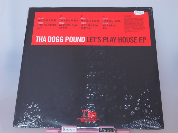 Tha Dogg Pound ‎– Let's Play House EP